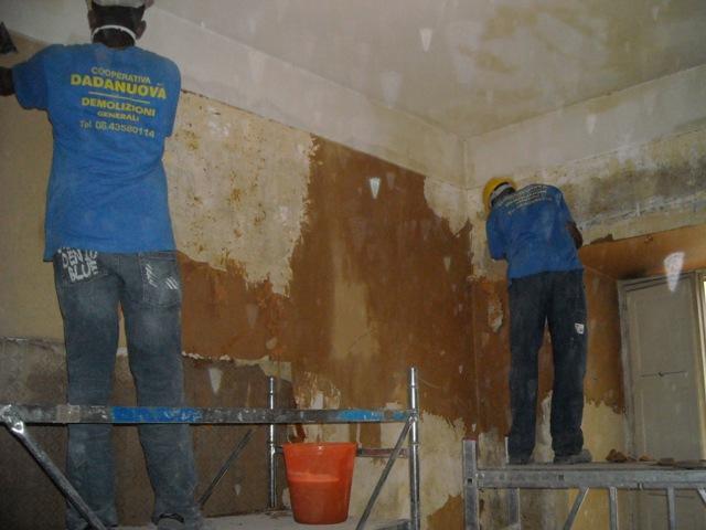 Edil Demolition Men srl Rimozioni